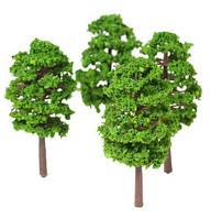 Дерево 7 см для диорам, миниатюр, детского творчества