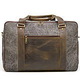 Дорожная комбинированая сумка Canvas и Crazy Horse RG-3032-4lx бренда TARWA, фото 3