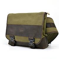 Суперстильная мужская сумка через плечо RH-1737-4lx бренд TARWA, фото 1