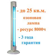 Облучатель бактерицидный бытовой кварцевая лампа ОBB 15P OZONE озоновая Польша 8000ч