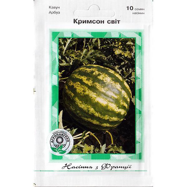 """Семена арбуза """"Кримсон Свит"""" (10 семян) от Clause"""