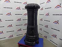 Печь чугунная Plamen Julia (черная эмаль) 11 кВт