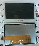 Дисплей для Sony PSP Vita 2000 с сенсорным экраном, белый