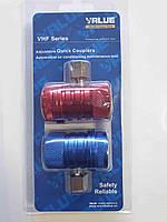 Швидкознімна муфта Value VHF-SY (1234)
