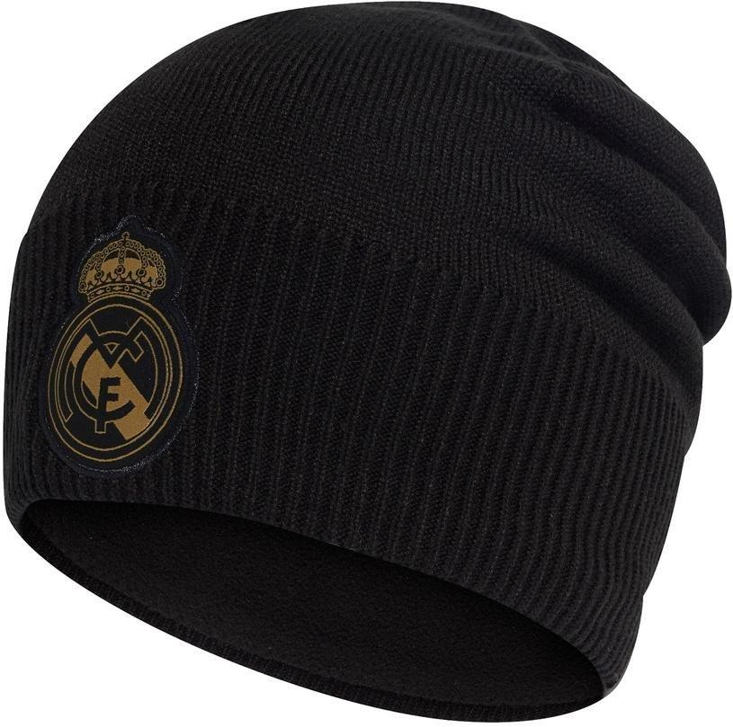Шапка Adidas Real Madrid Woolie DY7727 Черный (4060512209878)