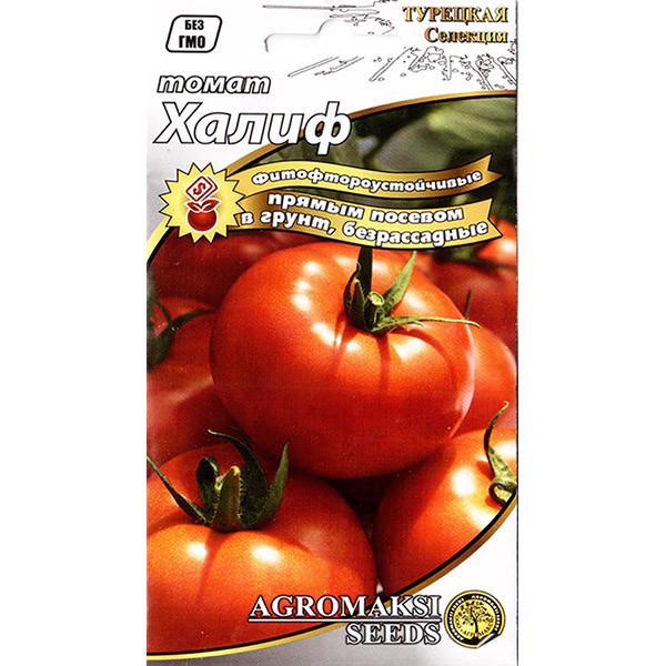 "Насіння томату ""Халіф"" (0,4 г) від Agromaksi seeds"