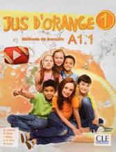 Jus D'orange 1 (A1.1) Livre + DVD-ROM