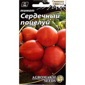 """Семена томата """"Сердечный поцелуй"""" (0,1 г) от Agromaksi seeds"""