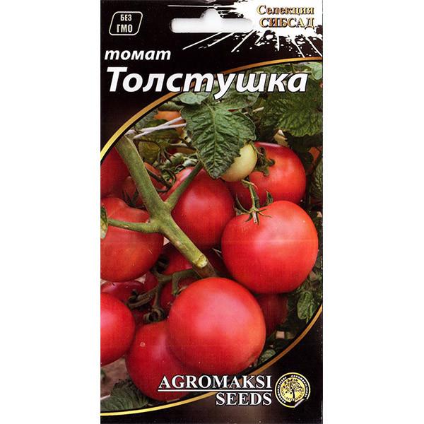 "Семена томата ""Толстушка"" (0,1 г) от Agromaksi seeds"