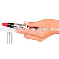 Вібратор Kiss me Lipstick-Vibe Orion у формі помади, фото 3