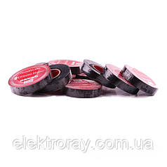 ElectroHouse Изолента черная 0,15мм х 18мм х 5м