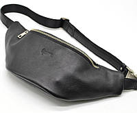 Напоясная сумка (бананка) из гладкой кожи , TARWA GA-3036-4lx, фото 1
