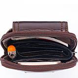 Напоясная сумка Bull T1399 для смартфона з натуральної шкіри, фото 5