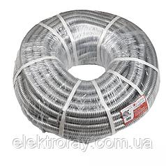 Металлорукав Light D12 мм 50м толщина 0,18мм ElectroHouse