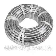 Металлорукав Light D15 мм 50м толщина 0,18мм ElectroHouse