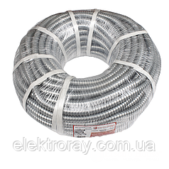 Металлорукав Light D18 мм 50м толщина 0,18мм ElectroHouse
