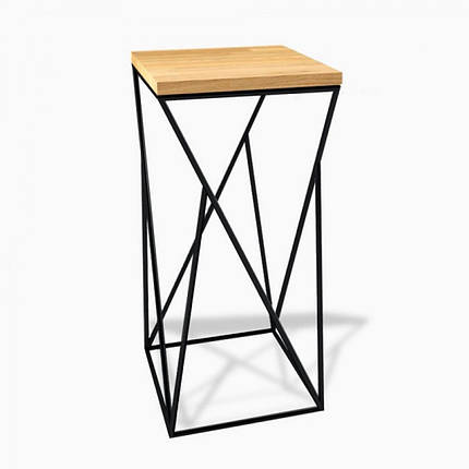 Дизайнерский Барный стул в стиле лофт Twist Bar TM Esense, фото 2