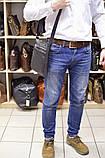 Мужская кожаная сумка через плечо GA-1300-3md TARWA, фото 9