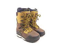 Новые ботинки для сноуборда VANS SEQUAL размер 41,5 (стелька 26,5 см) Ботинки для сноубординга