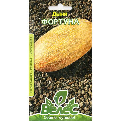 Семена дыни «Фортуна» (1,5 г) от ТМ «Велес»