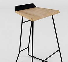 Дизайнерский барный стул Origami Tab TM Esense, фото 2