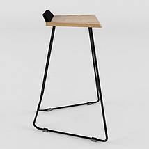 Дизайнерский барный стул Origami Tab TM Esense, фото 3