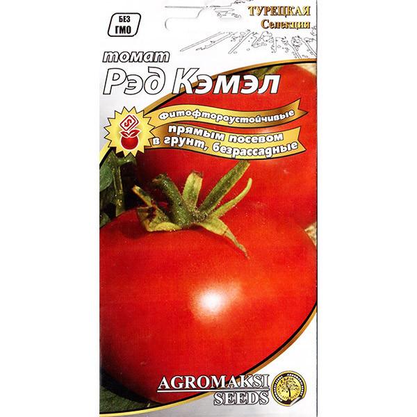 "Семена томата ""Рэд Кэмэл"" (0,4 г) от Agromaksi seeds"