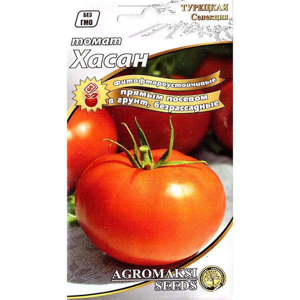 "Семена томата ""Хасан"" (0,4 г) от Agromaksi seeds"