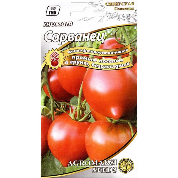 Семена томата «Сорванец» (0,4) от Agromaksi seeds