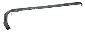 Шлейф клавиатуры PSP 1000 (нижний ряд кнопок) с металлической пластиной