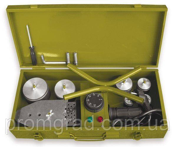 Паяльник для пластикових труб Eltos ППТ-1800