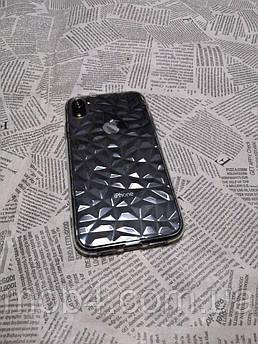 Силиконовый чехол накладка Crystal для Apple iPhone XR
