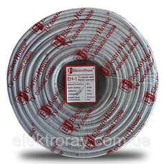 ElectroHouse Телевизионный (коаксиальный) кабель RG-6U EH-1