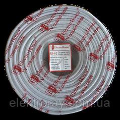 ElectroHouse Телевизионный (коаксиальный) кабель RG-6U EH-2