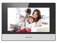 """IP видеопанель Hikvision DS-KH6320-WTE1 с WI-Fi (7"""" цветной сенсорный дисплей)"""