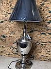 Настільна лампа металева, фото 3