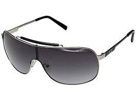 Оригинал - Очки мужские солнцезащитные Guess Гесс металлические черные GO-1