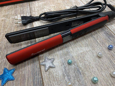 Утюжок выпрямитель для волос Gemei GM-1902