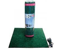 Гріючий килимок Hot Line Eltis темно-зелений 55х55 см 50Вт