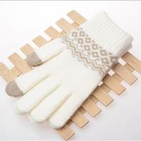 Рукавички для сенсорних телефонів TouchGloves, фото 1