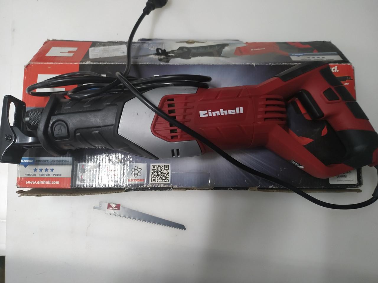 Пила сабельная Einhell TC-AP 650 E