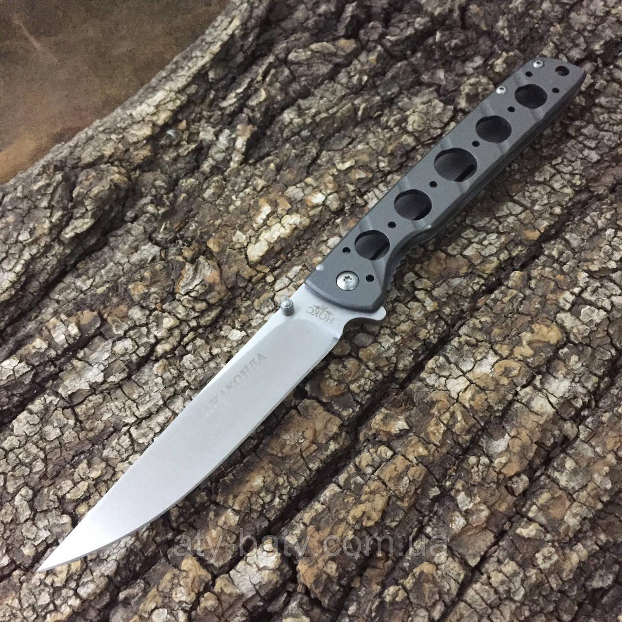 Нож Нокс Анаконда 324-100001 (сталь D2)