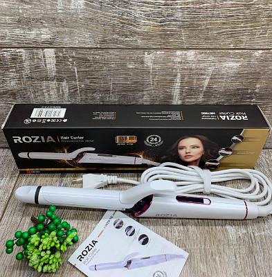 Профессиональная плойка для волос с керамическим покрытием Rozia HR 790C