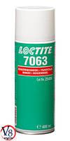 Быстродействующий очиститель для пластмасс и металлов Loctite 7063 400мл