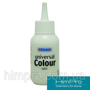 White TENAX UNIVERSAL COLOUR 75 ml Краситель для клея белый