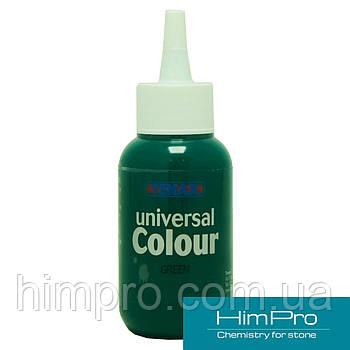 Green TENAX UNIVERSAL COLOUR 75 ml Краситель для клея зелёный