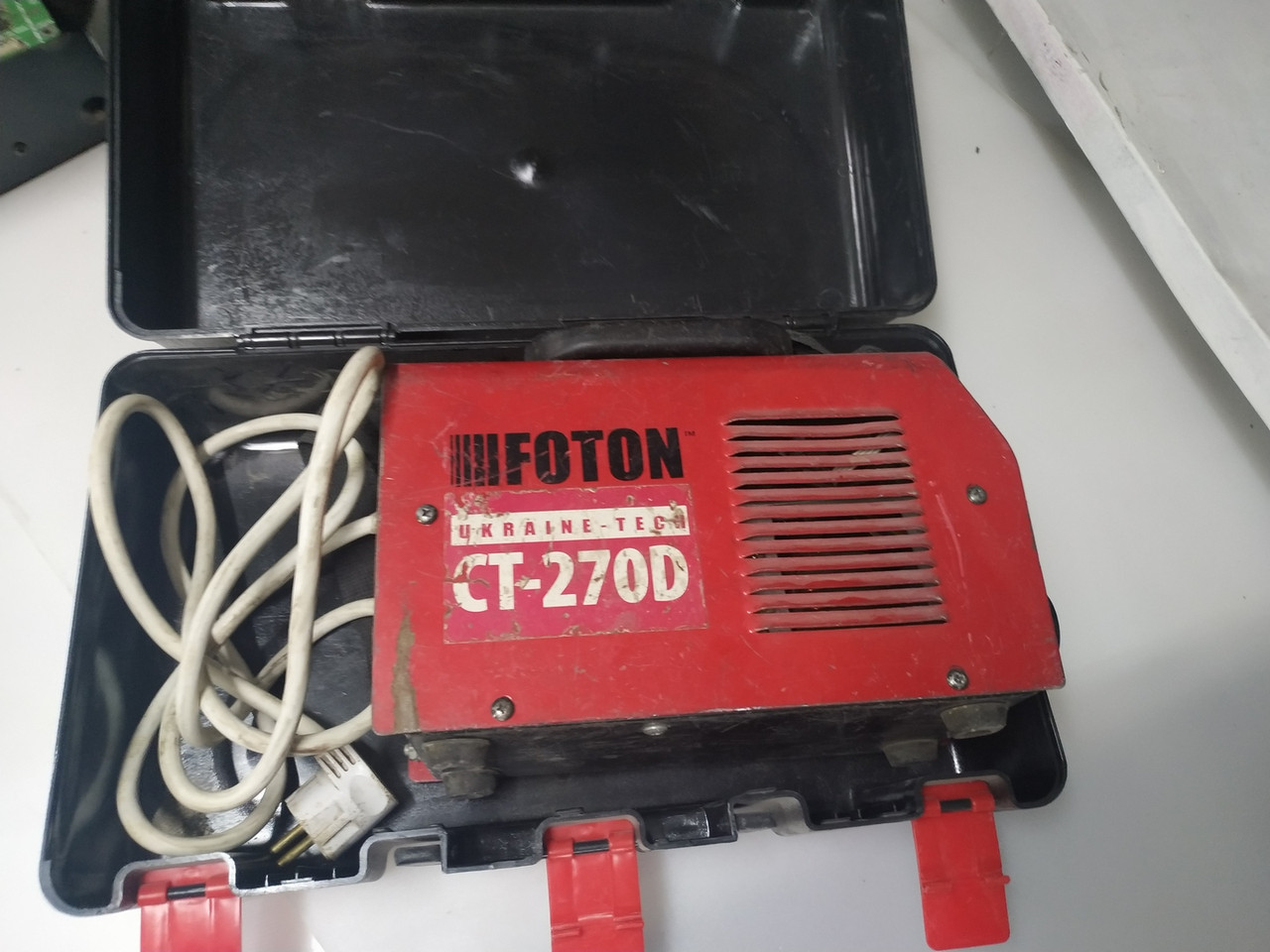 Сварочный аппарат инвертор Foton CT 270D ток 270А
