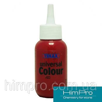 Red TENAX UNIVERSAL COLOUR 75 ml Краситель для клея  красный