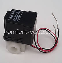 "Електромагнітний клапан FCD-F, 1/4"", 24V"