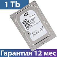 "Жесткий диск для компьютера 3.5"" 1 Тб/Tb WD, SATA3, 64Mb, 5400 rpm (WD10EZRZ)"